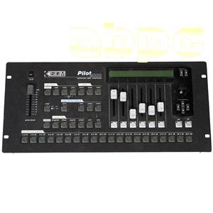 Пульт (Lighting Control System (DMX-512) .