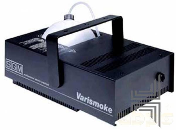 Rent Smoke Generator Sgm Varismoke 2 Dmx Smoke Generator